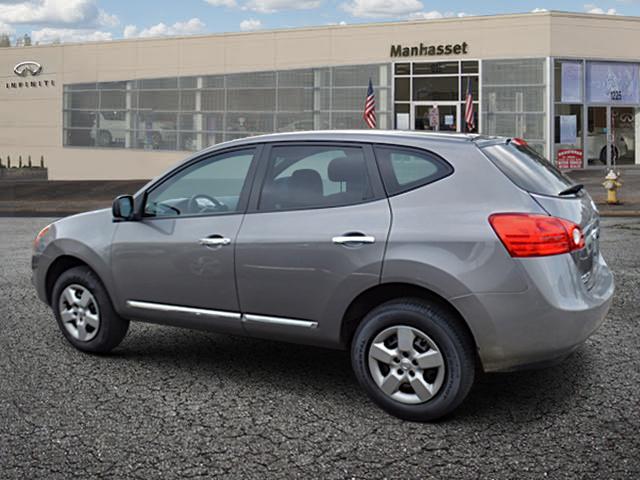 2015 Nissan Rogue Select S 0