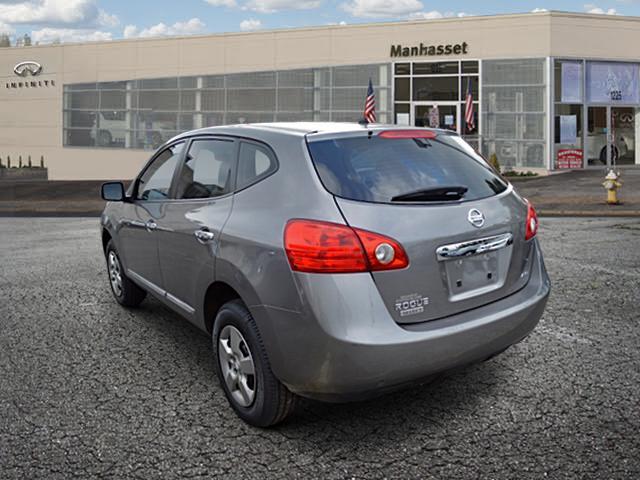 2015 Nissan Rogue Select S 1