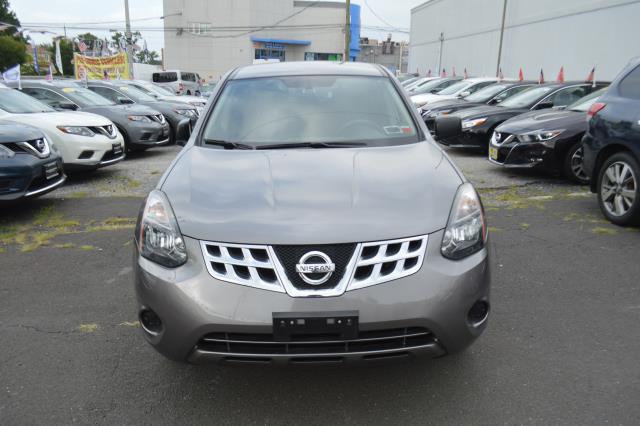 2015 Nissan Rogue Select S 6