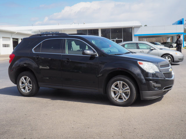 Location: Cary, NCChevrolet Equinox LT in Cary, NC