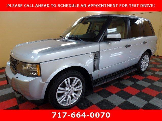 Location: York New Salem, PALand Rover Range Rover HSE in York New Salem, PA