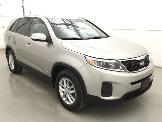 Location: New Haven, CTKia Sorento LX in New Haven, CT