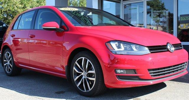 2016 Volkswagen Golf TSI SE for sale in Olympia, WA