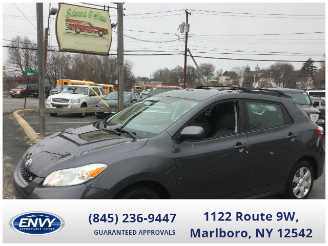 Location: New Haven, CTToyota Matrix S in New Haven, CT