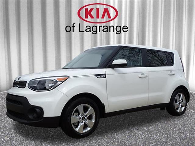 2018 Kia Soul BASE Hatchback Lagrange GA