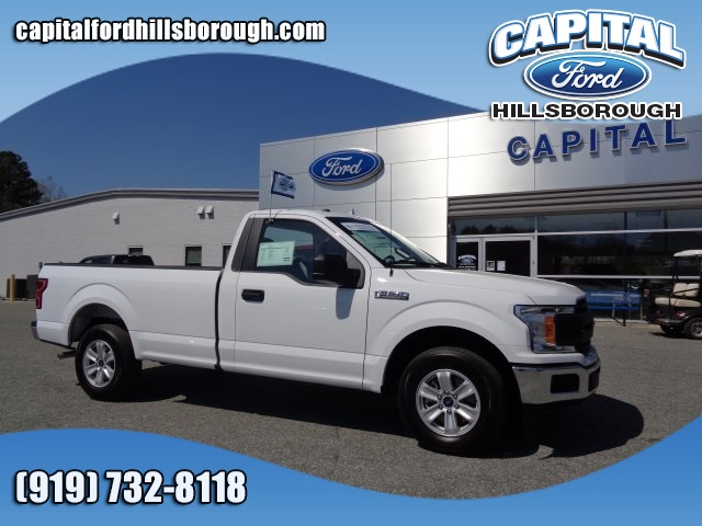 2018 Ford F-150 XL Pickup Hillsborough NC