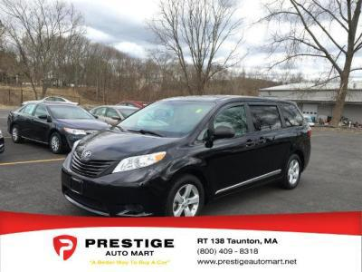 2017 Toyota Sienna L for sale in Taunton, MA