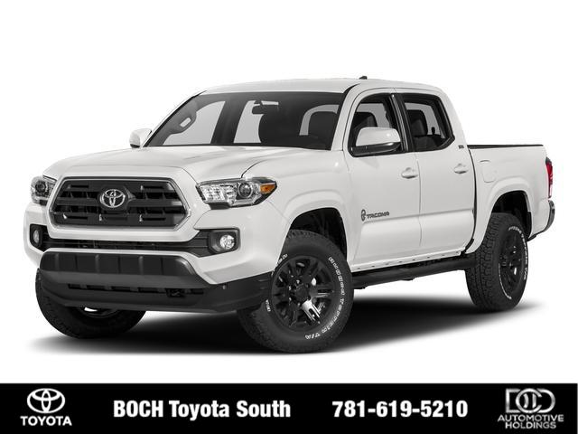 2018 Toyota Tacoma SR5 DOUBLE CAB 6' BED V6 4X4 AT Crew Cab Pickup