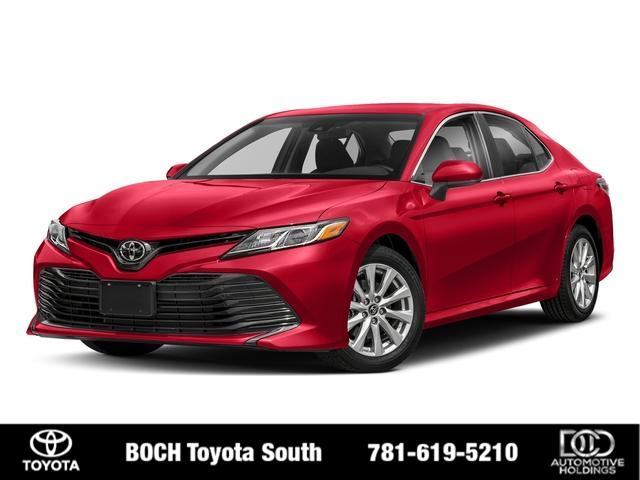2018 Toyota Camry LE AUTO 4dr Car