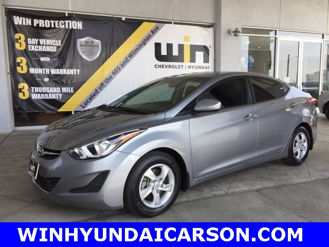 Used 2015 Hyundai Elantra SE 4dr Car