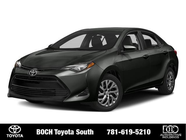 2018 Toyota Corolla LE 4dr Car