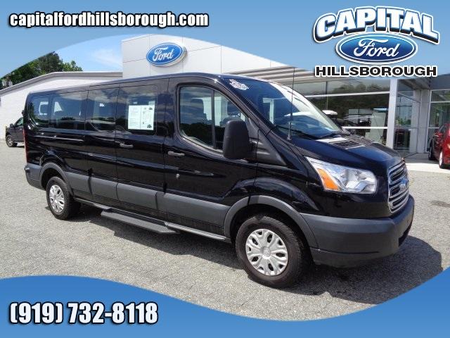 2016 Ford Transit Wagon XLT Full-size Passenger Van Greensboro NC