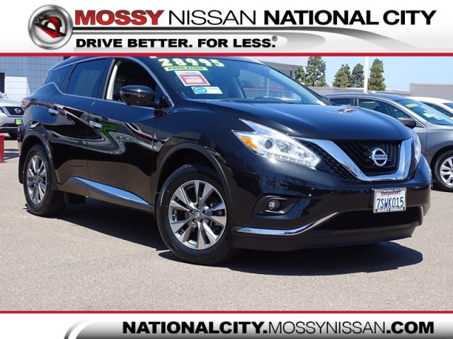 Used 2016 Nissan Murano SL Sport UtilityVIN:5N1AZ2MG8GN116598