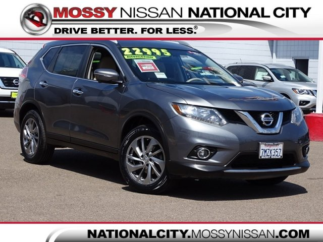 Nissan National City >> 2015 Nissan Rogue For Sale In San Diego National City