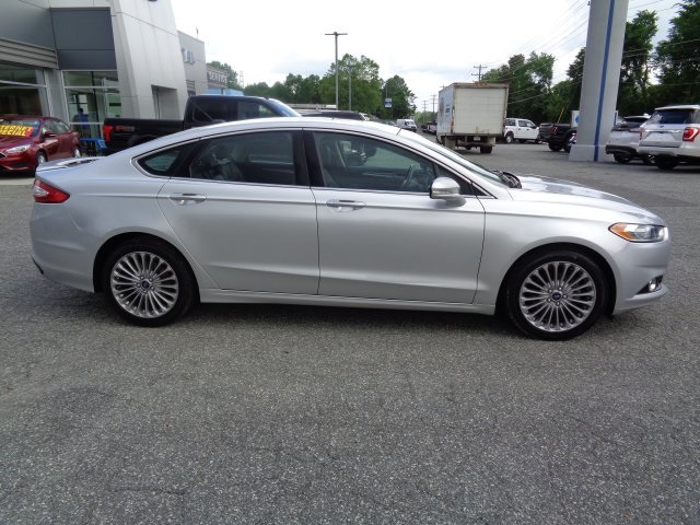 2014 Ford Fusion TITANIUM 4dr Car Lexington NC