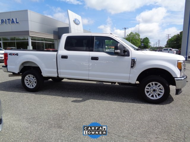 2017 Ford F-250SD XLT Crew Pickup Cary NC