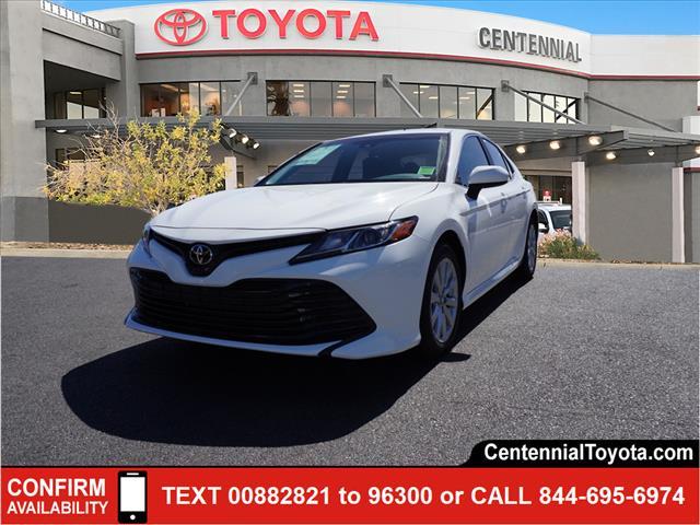 2018 Toyota Camry LE 4dr Car Las Vegas NV