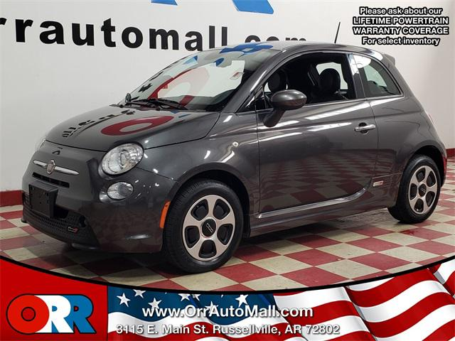 2015 Fiat 500E 2dr HB BATTERY ELECTRIC [1]