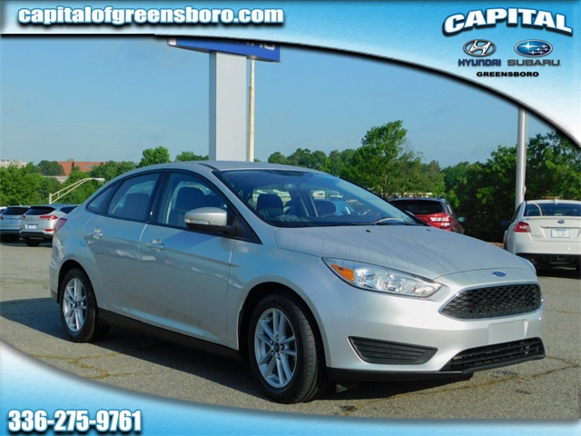 2015 Ford Focus SE 4dr Car  NC