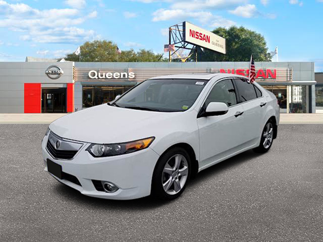 2012 acura tsx for sale in queens new york jh4cu2f46cc012078 nissan of queens. Black Bedroom Furniture Sets. Home Design Ideas