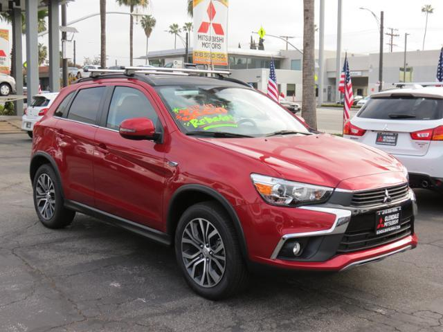 New 2017 Mitsubishi Outlander Sport GT 2.4 Sport Utility