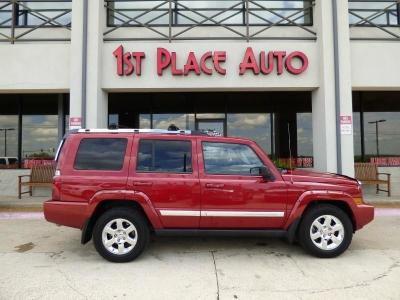 Location: Fort Worth, TXJeep Commander Limited in Fort Worth, TX