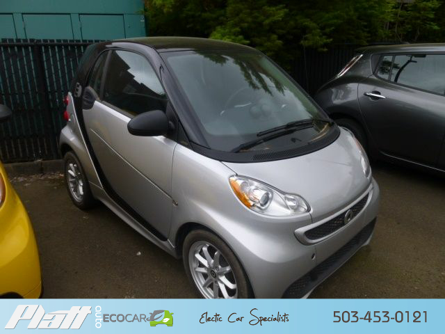 Location: Portland, ORsmart fortwo electric drive coupe in Portland, OR