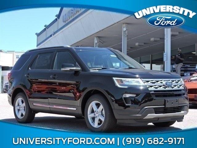 2018 Ford Explorer XLT Sport Utility Durham NC