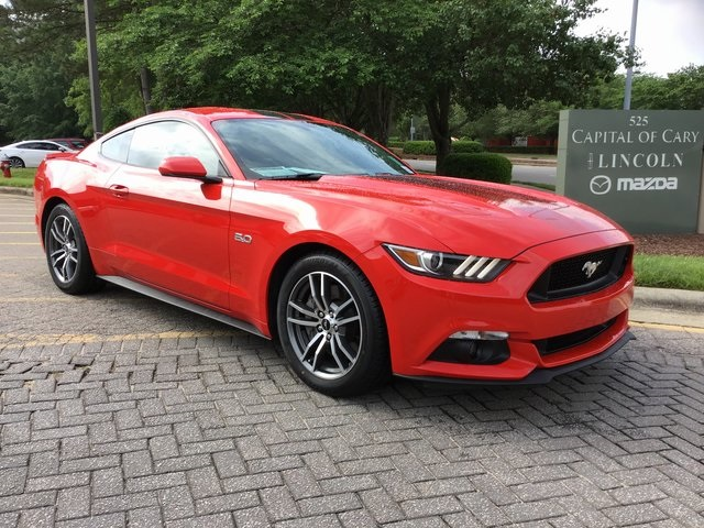 2016 Ford Mustang GT 2dr Car Cary NC