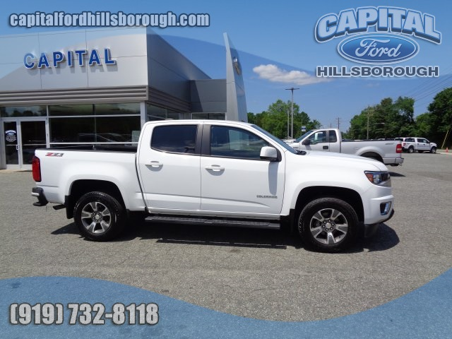 2015 Chevrolet Colorado 2WD Z71 Short Bed Charlotte NC