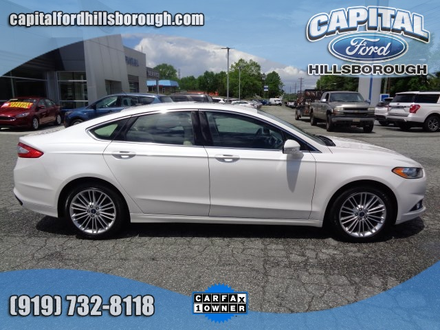2015 Ford Fusion SE 4dr Car Winston-Salem NC