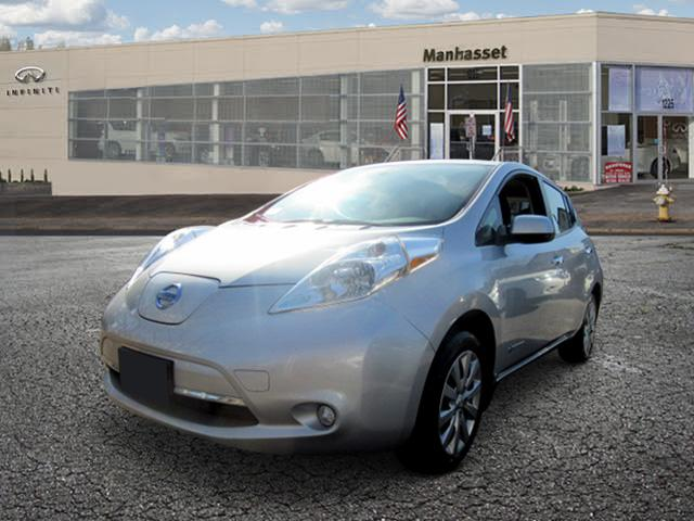 2015 Nissan LEAF S 0