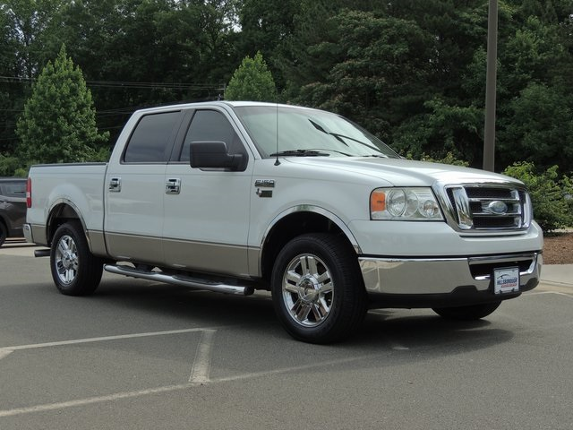 2008 Ford F-150 2WD SUPERCREW Crew Pickup Hillsborough NC