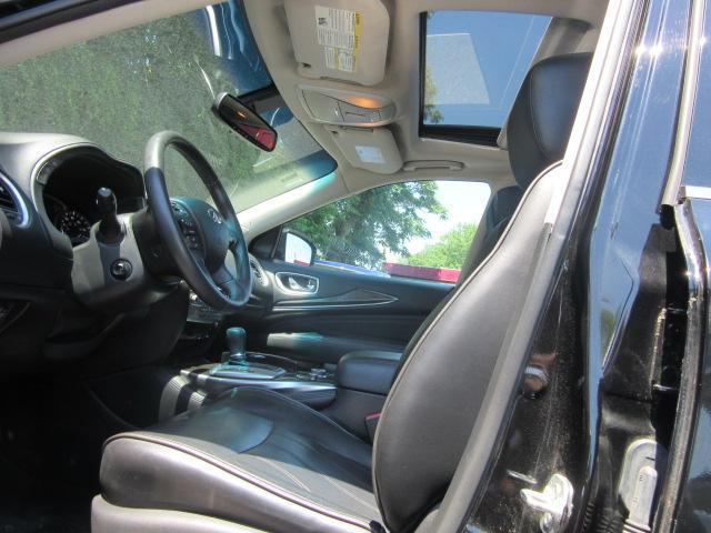 2014 INFINITI QX60 AWD 4dr 10