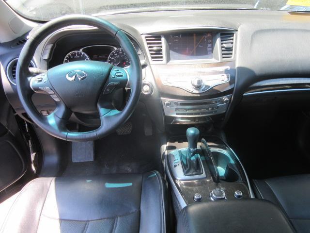 2014 INFINITI QX60 AWD 4dr 13