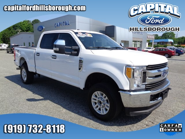 2017 Ford F-250SD XLT Crew Pickup  NC