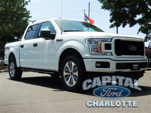 2018 Ford F-150 XL 4D SuperCrew Charlotte NC