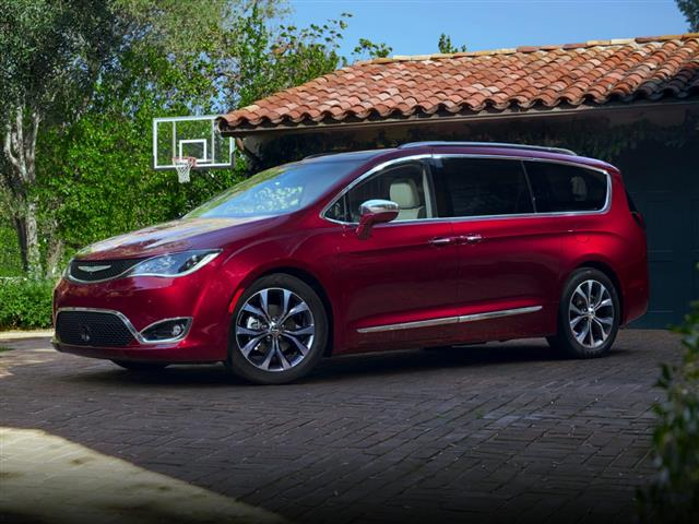 2018 Chrysler Pacifica L Mini-van, Passenger  NC