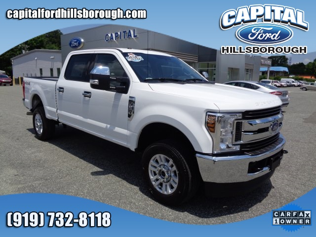 2018 Ford F-250SD XLT Crew Pickup  NC