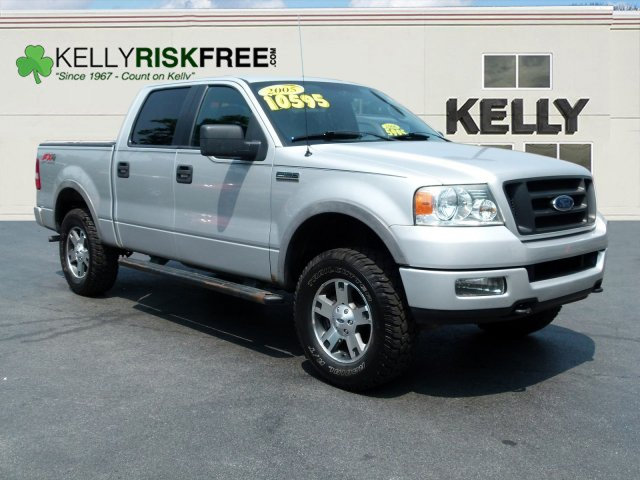 2005 Ford F-150 FX4 Short Bed