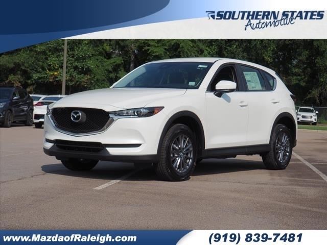 2018 Mazda Mazda CX-5 SPORT Sport Utility Raleigh NC