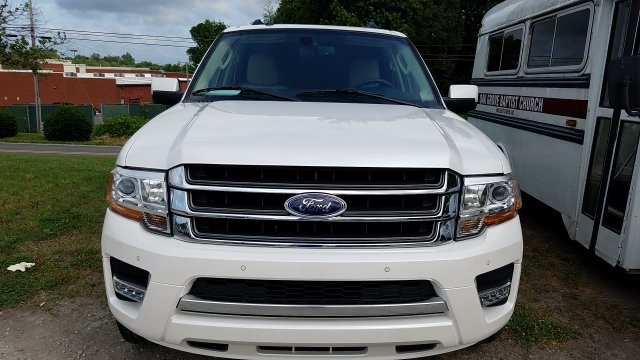 2017 Ford Expedition LIMITED 4D Sport Utility Charlotte NC