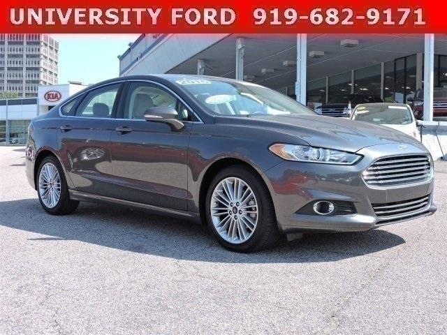 2016 Ford Fusion SE 4dr Car Chapel Hill NC