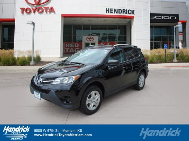 2015 Toyota RAV4 LE Sport Utility Merriam KS