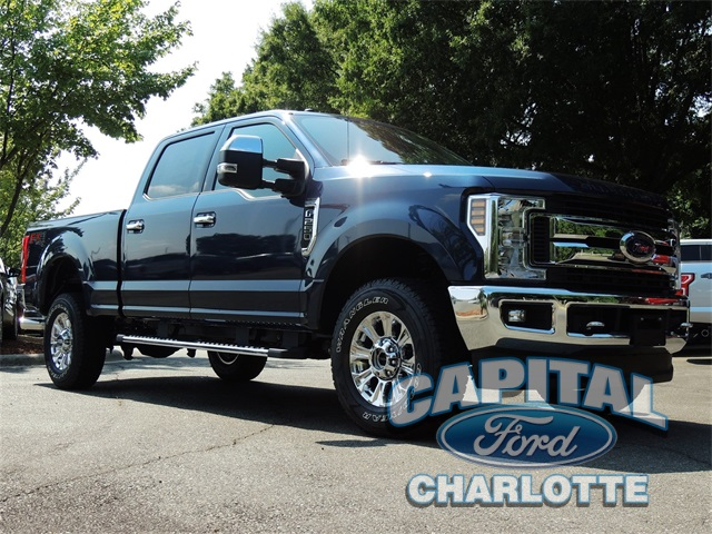 2018 Ford F-250SD XLT 4D Crew Cab