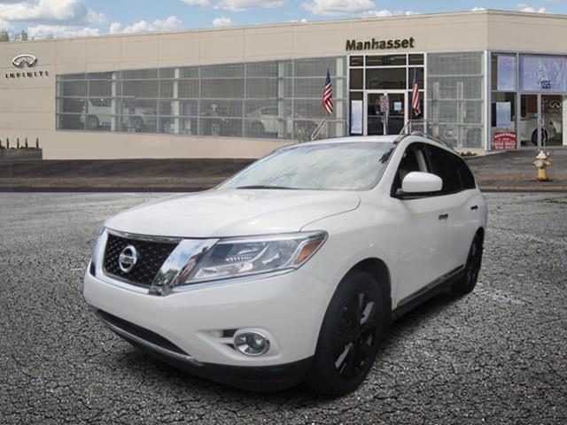 2015 Nissan Pathfinder Platinum 0