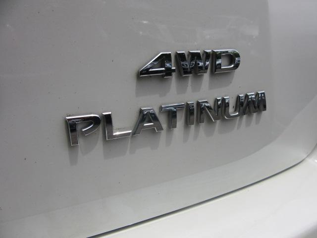 2015 Nissan Pathfinder Platinum 9