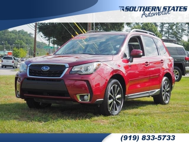 2017 Subaru Forester TOURING Sport Utility Raleigh NC
