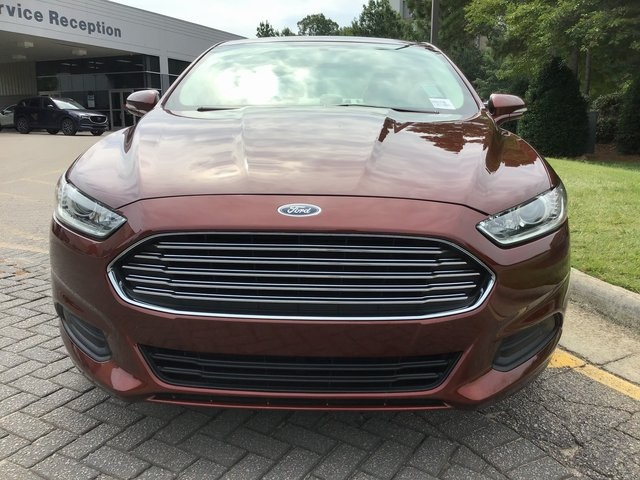 2015 Ford Fusion SE 4dr Car Hillsborough NC