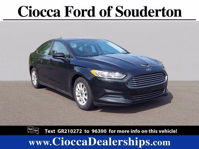 2016 Ford Fusion S for sale in Souderton, PA